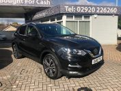 NISSAN QASHQAI N-CONNECTA DCI XTRONIC GREAT VALUE MUST BE SEEN  - 2085 - 2