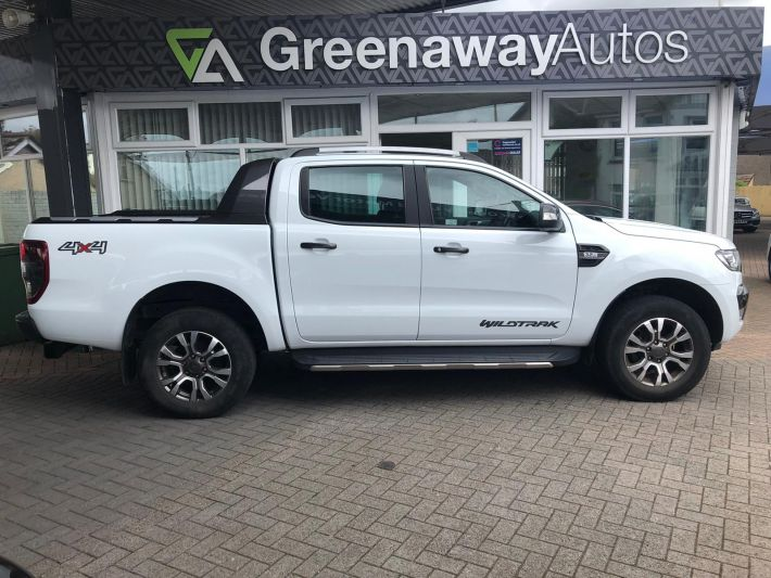 Used FORD RANGER in Cardiff, Wales for sale