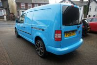 VOLKSWAGEN CADDY MAXI C20 TDI STUNNING EXAMPLE MUST BE SEEN  - 1356 - 7