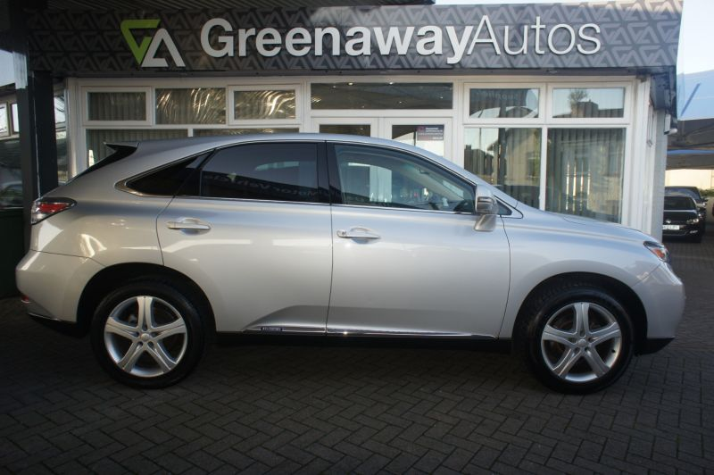 Used LEXUS RX in Cardiff, Wales for sale