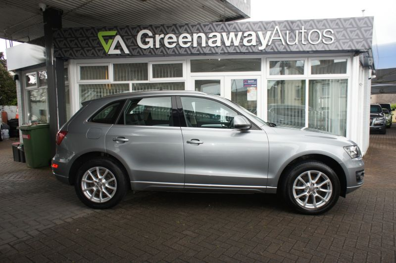 Used AUDI Q5 in Cardiff, Wales for sale