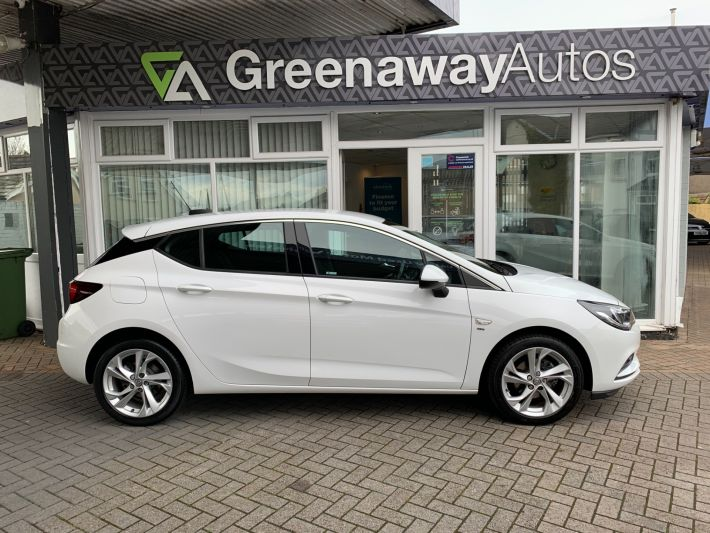 Used VAUXHALL ASTRA in Cardiff, Wales for sale