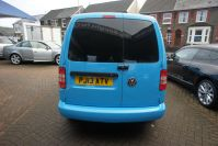 VOLKSWAGEN CADDY MAXI C20 TDI STUNNING EXAMPLE MUST BE SEEN  - 1356 - 8