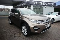LAND ROVER DISCOVERY SPORT SD4 HSE AMAZING COLOUR COMBO  - 1824 - 23