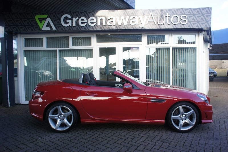 Used MERCEDES SLK in Pontypridd, Wales for sale
