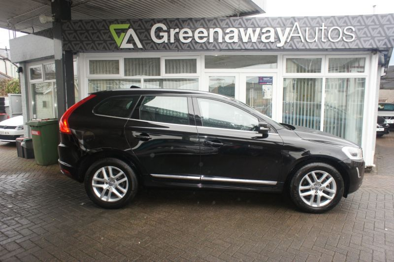 Used VOLVO XC60 in Cardiff, Wales for sale