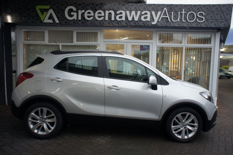 Used VAUXHALL MOKKA in Cardiff, Wales for sale
