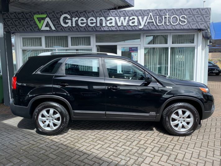 Used KIA SORENTO in Cardiff, Wales for sale