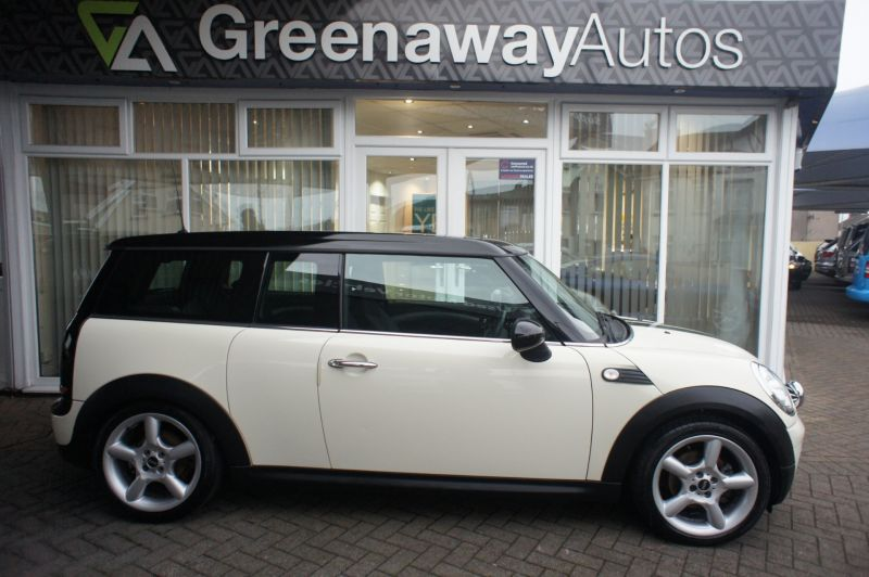 Used MINI CLUBMAN in Cardiff, Wales for sale