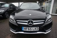 MERCEDES C-CLASS C220 D AMG LINE PREMIUM PLUS STUNNING CAR LOW MILES FSH - 1746 - 20