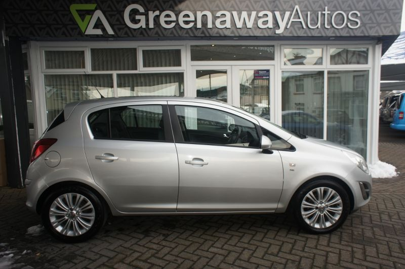 Used VAUXHALL CORSA in Cardiff, Wales for sale