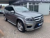 MERCEDES GL-CLASS GL350 BLUETEC AMG SPORT£7000 WORTH OF EXRAS  - 1923 - 3