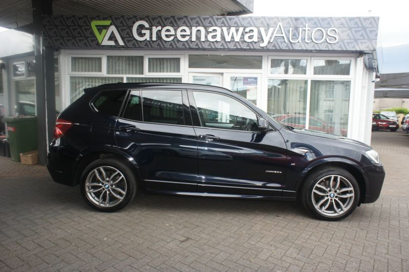 Used BMW X3 in Cardiff, Wales for sale