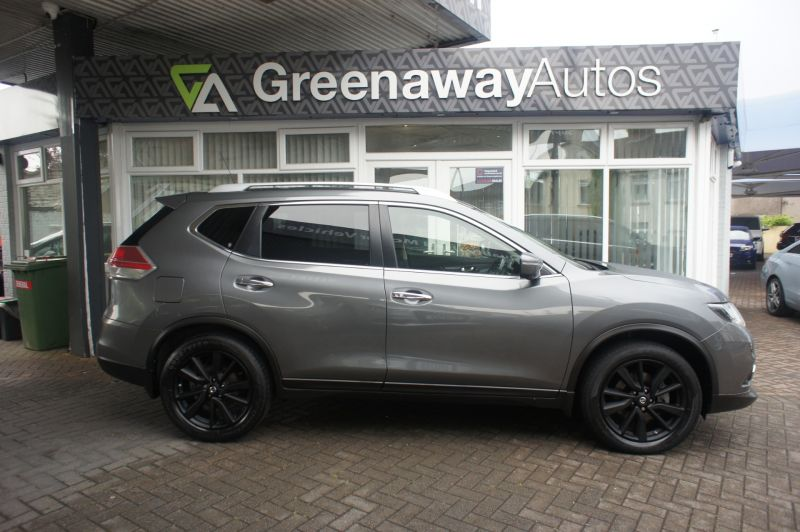 Used NISSAN X-TRAIL in Pontypridd, Wales for sale