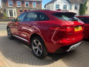 JAGUAR F-PACE V6 S AWD BEAUTIFUL CAR GREAT COLOUR - 1968 - 6